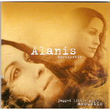 Cd Alanis Morissette   Jagged Little Pill Acoustic   Novo