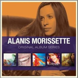 Cd Alanis Morissette  Original Album  5 Cd s Digipack 979789