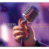 Cd Alcione   Duas Faces Jam Session Digipac   Novo