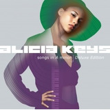 Cd Alicia Keys   Songs In A Minor Deluxe Edition  2 Cds    2