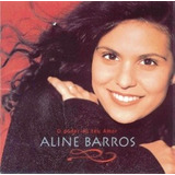 Cd Aline Barros   O Poder Do Teu Amor   2000
