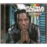 Cd Alpha Blondy   Akwaba   The Very Best Of   Novo