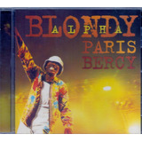 Cd Alpha Blondy   Paris Bercy   Novo