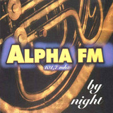 Cd Alpha Fm By Night Fiorello Billy Griffin Dance Musics