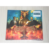 Cd Alpha Tiger   Beneath The Surface 2013  alemão Digipack