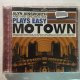 Cd Alyn Ainsworth & Orchestra Plays Easy Motown Importado