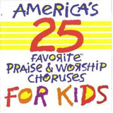 Cd America s 25 Favorite Praise For Kids Import Frete Gratis