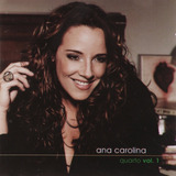 Cd Ana Carolina  Quarto Vol 1