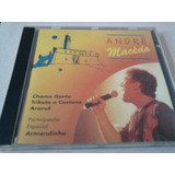 Cd André Macedo 1997 Part  Armandinho E Osmar Macedo   Trio