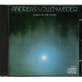 Cd Andreas Vollenweider Down To The Moon 1986 Nac Excelente