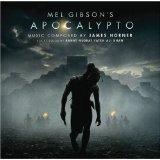 Cd Apocalypto By James Horner  2006    Soundtrack