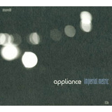 Cd Appliance Imperiot Metric   Digipack