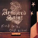 Cd Armored Saint  Nod To The Old School