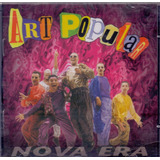 Cd Art Popular   Nova Era   Novo