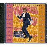 Cd Austin Powers Trilha Do Film  sergio Mendes quincy Jones
