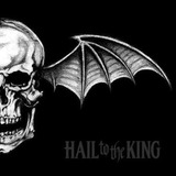 Cd Avenged Sevenfold   Hail To The King