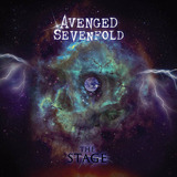 Cd Avenged Sevenfold The Stage Lacrado