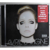 Cd Avril Lavigne Here s To Never Growin Up Lacrado Fabrica