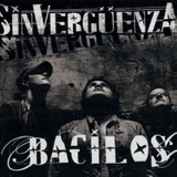 Cd Bacilos   Sin Verguenza  banda Pop Latina