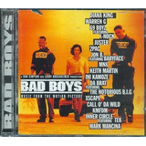 Cd Bad Boys Music From The Motion Picture 2pac Original