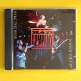 Cd Bad Company   What You Hear Is What You Get Importado