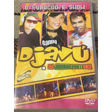 Cd Banda Djavú E Dj Juninho Portugal Original