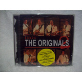 Cd Banda The Originals  Vol  2 Cd  Lacrado  Part  Lobão