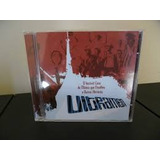 Cd Banda Ultramen  o Incrivel Caso Da Musica    lacrado