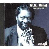 Cd Bb King Kansas City Rei Mestre Do Blues Jazz Instrumental