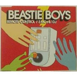 Cd Beastie Boys Romete Control 3 Mcs & I Dj Single