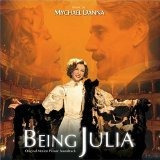 Cd Being Julia By Mychael Danna And Various Artists  2004