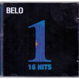 Cd Belo   One   16 Hits   Novo