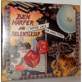 Cd Ben Harper And Relentless7   White Lies For Dark Times