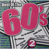 Cd Best Of The 60 s Vol 2 Roy Orbison  5th Dimension