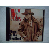 Cd Billy Ray Cyrus   Storm In The Heartkeand   Original