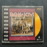 Cd Bon Jovi Single Raro - Wanted Dead Or Alive - Cd Gold