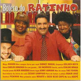 Cd Boteco Do Ratinho   Wando  Sidney Magal  Peninha