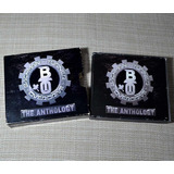 Cd Box Bachman Turner Overdrive Anthology   Duplo Importado