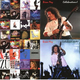 Cd Brian May-collaborations * Queen (36 Musicas Cd Duplo)