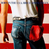 Cd Bruce Springsteen  Born In The Usa