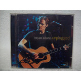 Cd Bryan Adams  Mtv Unplugged