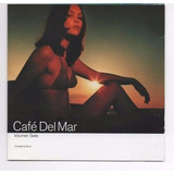 Cd Café Del Mar   Volumen Siete = Moby   Deep & Wide   Bush