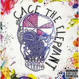 Cd Cage The Elephant  Cage The Importado
