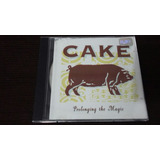 Cd Cake prolonging The Magic