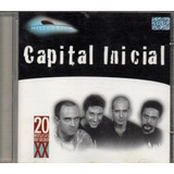 Cd Capital Inicial   Millennium   20 Músicas
