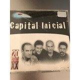 Cd Capital Inicial 20 Musicas Do Seculo Xx