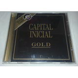 Cd Capital Inicial Gold   Special Edition Coletânea 2002