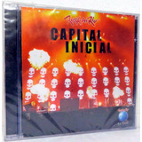 Cd Capital Inicial Rock In Rio Ao Vivo Original E Lacrado