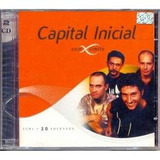 Cd Capital Inicial Sem Limite 2 Discos