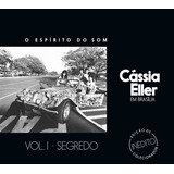 Cd Cássia Eller   O Espirito Do Som Vol 1   Digipack 989273